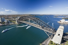 Sydney Harbour Bridge, Sydney Harbour, Sydney